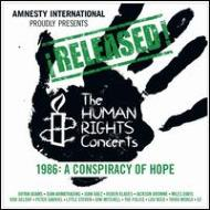 Released!: The Human Rights Concerts (1986)(2CD)