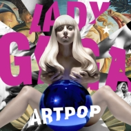 Artpop [First Press Limited Deluxe Edition (CD+DVD)]