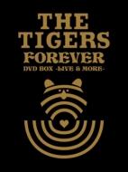 ザ・タイガース フォーエヴァー DVD BOX -ライヴ&モア-【初回プレス限定生産 】