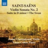ヴァイオリンとピアノのための作品集第2集 クラマジラン、V.コーエン