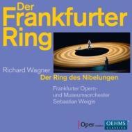 『ニーベルングの指環』全曲 ヴァイグレ&フランクフルト歌劇場(2010−12 ステレオ)(14CD)