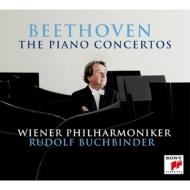 ピアノ協奏曲全集 ブッフビンダー&ウィーン・フィル(2011)(3CD)
