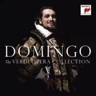 ドミンゴ/ヴェルディ・オペラ・コレクション〜6つの全曲盤(15CD)