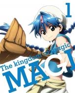 マギ The kingdom of magic 1 【完全生産限定版】イベントチケット優先販売申込券
