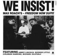 We Insist! (180グラム重量盤レコード/waxtime)