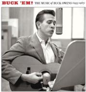 buck em music of buck owens 1955 1967 buck owens hmv books