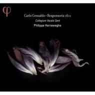 聖週間のためのレスポンソリウム(1611)全曲 ヘレヴェッヘ&コレギウム・ヴォカーレ