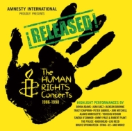 Released!: The Human Rights Concerts 1986-1998 (2CD)