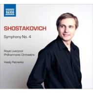 交響曲第4番 ペトレンコ&ロイヤル・リヴァプール・フィル