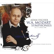 交響曲集第11集〜第39番、第36番『リンツ』 アダム・フィッシャー&デンマーク国立室内管弦楽団