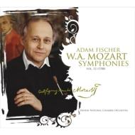 交響曲集第12集〜第40番、第41番『ジュピター』 アダム・フィッシャー&デンマーク国立室内管弦楽団