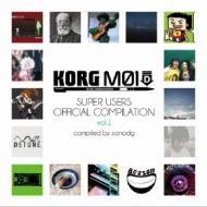 KORG M01D Super Users Official Compilation vol.1