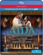 『アイーダ』全曲 ホイ、ベルティ、デ・ボジオ演出、オーレン指揮、アレーナ・ディ・ヴェローナ(2012)(日本語字幕付)