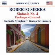交響曲第4番、ファンダンゴ、謝肉祭 ゲレーロ&ナッシュヴィル交響楽団