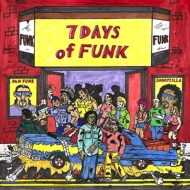 7 Days Of Funk (Japan Special Edition)