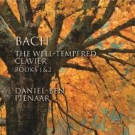 平均律クラヴィーア曲集全曲 ピエナール(ピアノ)(4CD)
