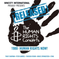 Amnesty International Proudly Presents Ireleased!: The Human Rights Concerts -Human Rights Now! (1988)(2CD)
