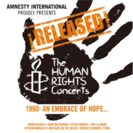 Amnesty International Proudly Presents Ireleased!: The Human Rights Concerts -An Embrace Of Hope (1990)(2CD)