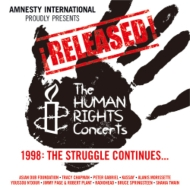 Amnesty International Proudly Presents Ireleased!: The Human Rights Concerts -The Struggle Continues...(1998)(2CD)