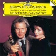 ヴァイオリン・ソナタ第1番、第2番、第3番 デュメイ、ピリス