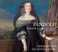 Violin Sonatas Op.3: Letzbor(Vn)/ Ars Austria Austria