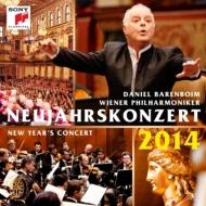 ニューイヤー・コンサート2014:ダニエル・バレンボイム指揮&ウィーン・フィルハーモニー管弦楽団 (3枚組アナログレコード/Sony Classical)