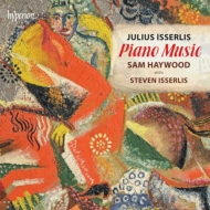 ピアノ作品集、チェロとピアノのためのバラード サム・ヘイウッド、イッサーリス
