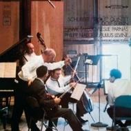 ピアノ五重奏曲『ます』 ルドルフ・ゼルキン、ラレード、ネーゲル、パルナス、レヴィン