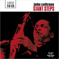 John Coltrane/Giant Steps: The Best Of The Early Years 1956-1960