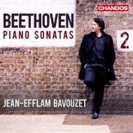 ピアノ・ソナタ集第2集-第11番〜第21番 ジャン=エフラム・バヴゼ(3CD)