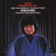 Symphony, Partie, Jeux D'enfants: Ozawa / French National O