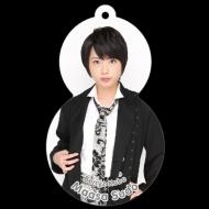 須藤茉麻『ゆきだるまキーホルダー+L判生写真』/Berryz工房