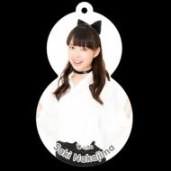 中島早貴『ゆきだるまキーホルダー+L判生写真』/℃-UTE