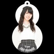 鈴木愛理『ゆきだるまキーホルダー+L判生写真』/℃-UTE