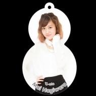 萩原舞『ゆきだるまキーホルダー+L判生写真』/℃-UTE