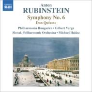 交響曲第6番(ヴェルガ&フィルハーモニア・フンガリカ)、『ドン・キホーテ』(ハラース&スロヴァキア・フィル)