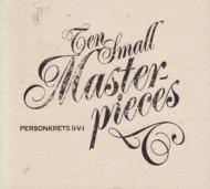 Ten Small Masterpieces