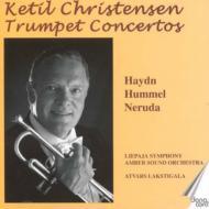 Trumpet Concertos-haydn, Hummel, Neruda: K.christensen(Tp)Lakstigala / Liepaja So