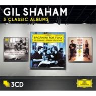 シャハム〜3 Classic Albums(フォー・トゥー・シリーズ)(3CD)