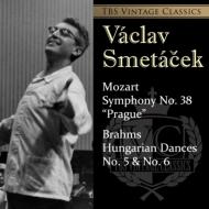 R=コルサコフ:『シェエラザード』、モーツァルト:『プラハ』、ブラームス:ハンガリー舞曲第5番、第6番 スメターチェク&東京交響楽団