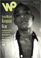 wax poetics JAPAN No.31 (表紙 Jean-michel Basquiat)