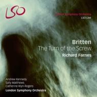 『ねじの回転』全曲 ファーンズ&ロンドン響、A.ケネディ、S.マシューズ、他(2013 ステレオ)(2SACD)