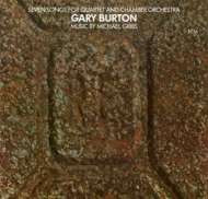Seven Songs For Quartet And Chamber Orchestra (Music By Michael Gibbs)