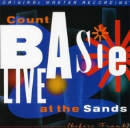 Live At The Sands (Before Frank)(高音質盤/2枚組/180グラム重量盤レコード/Mobile Fidelity)