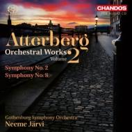 交響曲第2番、第8番 ヤルヴィ&エーテボリ交響楽団