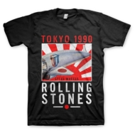 The Rolling Stones Tokyo 90 T-shirt M