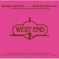 West End The 25th Anniversary Master Mix 【ローソン・HMV限定盤】