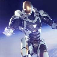 Movie Masterpiece 1/6 figure アイアンマン3 アイアンマン・マーク39(スターブースト)