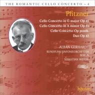 チェロ協奏曲第1番、第2番、第3番、ヴァイオリンとチェロための二重協奏曲 ゲルハルト、ヴァイグレ&ベルリン放送響、ゲルゴヴァ