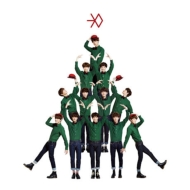 Winter Special Album -Miracles In December 12月の奇跡 (韓国語版)【台湾版】